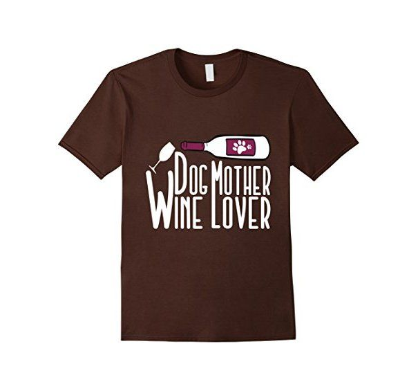 Dog Mother Wine Lover Humorous, Funny, Cute Tee Shirt  http:// buff.ly/2ujJqQj  &nbsp;   via @amazon #DogLover #winelover #tprtg<br>http://pic.twitter.com/GxolwgK37W