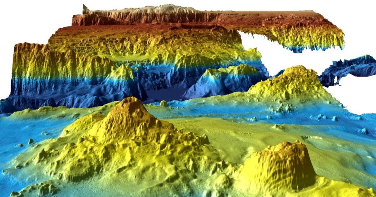 Missing Malaysia Airlines flight search yields valuable seafloor data https://t.co/jFYSK3C6Qo