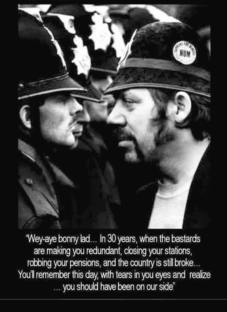 The State gets you all in the end wether your in a Uniform or not ! #MP&#39;s seem the only ones who never lose out ! #funnythat #Police<br>http://pic.twitter.com/qS9TzQ24lh