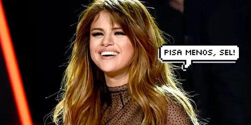 Look do Dia: a aniversariante Selena Gomez toda diva de preto https://t.co/1kG9T5oDNl