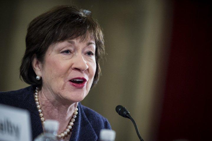 GOP Sen. Susan Collins calls latest Obamacare repeal bill 'unacceptable' https://t.co/ZOpq6MRu17