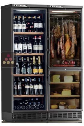 All the essentials in one place ..... . . . by @MaCaveAVin #wine #cheese #food #champagne @winewankers @JMiquelWine @LoriMoreno @MacCocktail <br>http://pic.twitter.com/gIqPtpU6jl