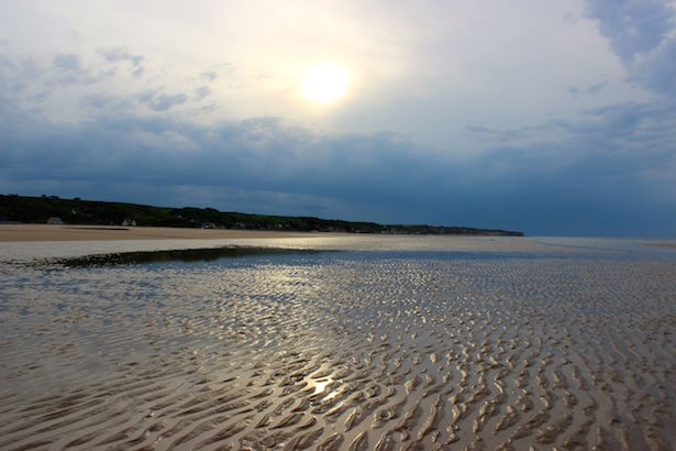 Omaha Beach - One of the D-Day sites in #Normandy --&gt;  http:// bit.ly/1MdELUh  &nbsp;   #Travel #History #omaha<br>http://pic.twitter.com/CGT4THxZrv