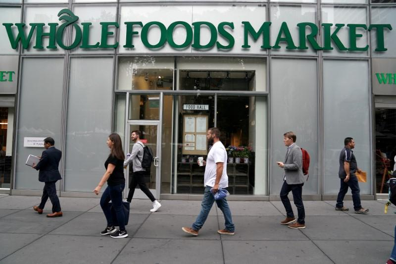 Democrats in U.S. Congress urge review of Amazon's Whole Foods deal https://t.co/vOpjvLWUH8