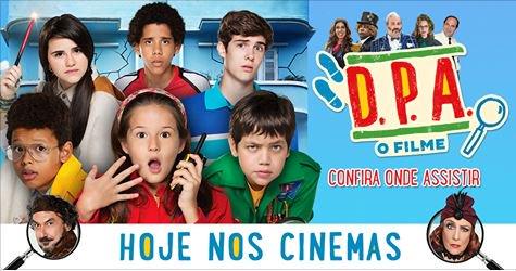 AGORA #DPAoFilme ESTÁ NOS CINEMAS DE TODO O BRASIL! Confira as salas que exibirão o filme e CORRE pros cinemas! https://t.co/dWNiLahxgz