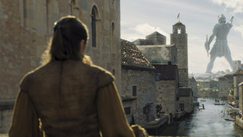 Here's a comprehensive map of Westeros, the world of 'Game of Thrones' https://t.co/fOUHu1zEVl
