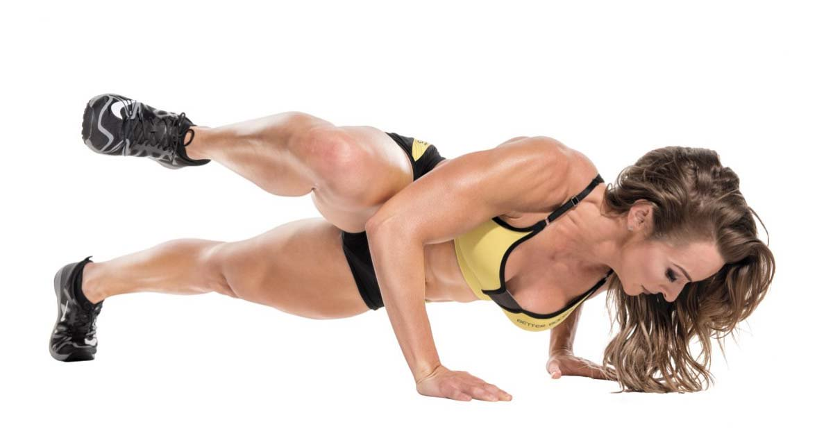 The perfect low on time full-body workout. https://t.co/HNXLK9ictk