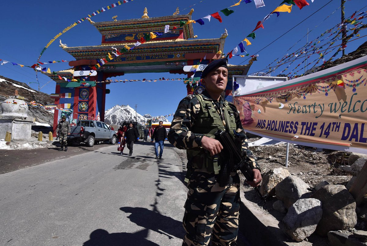 Border tensions with China are clouding talks in India on an Asia-wide trade pact https://t.co/DZsolPM6b9