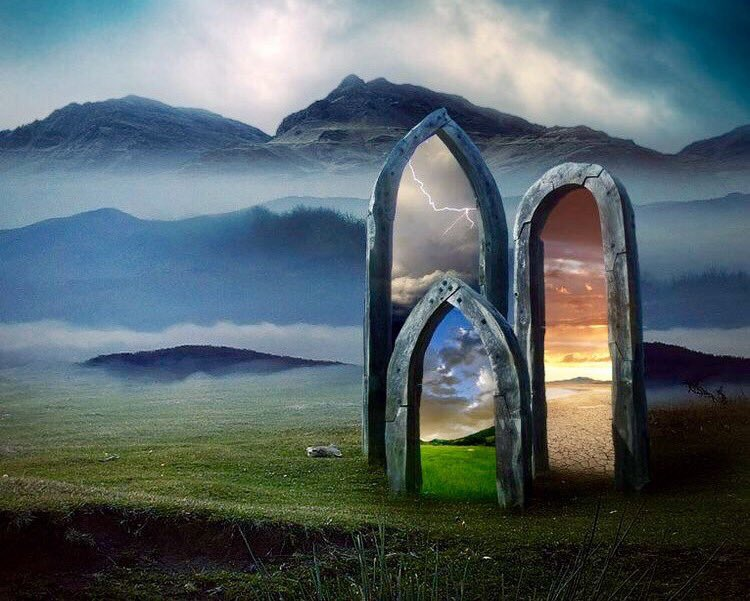 ❦To explore unknown realms you must be willing to relinquish what you think you know.~AS #explore #amwriting #portal emerald-depths@dev.art<br>http://pic.twitter.com/DgWttX3VtI