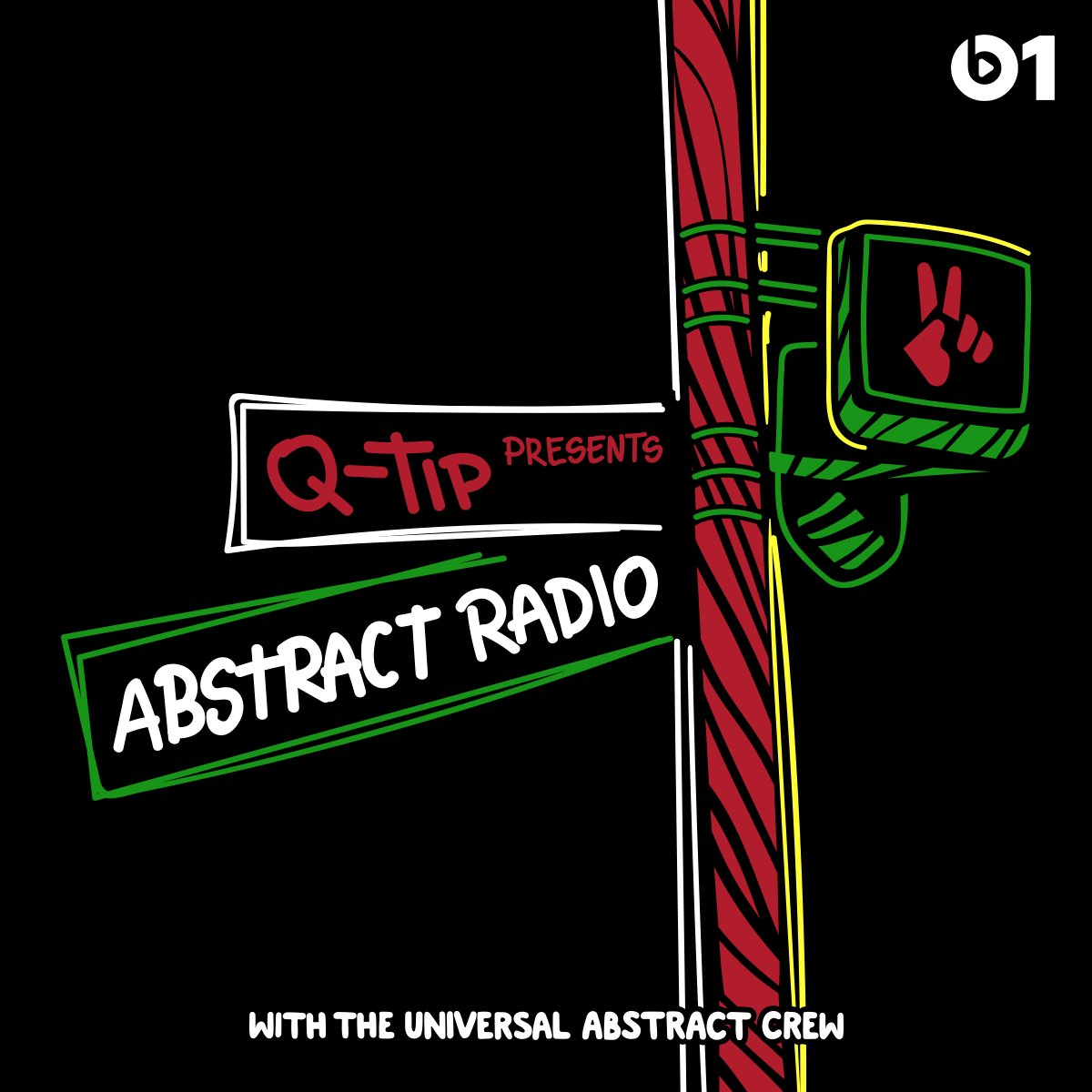 The Get Down continues with a mix of summer favorites on @QtipTheAbstract's #AbstractRadio. Catch a vibe. https://t.co/rAPwDbKt1V