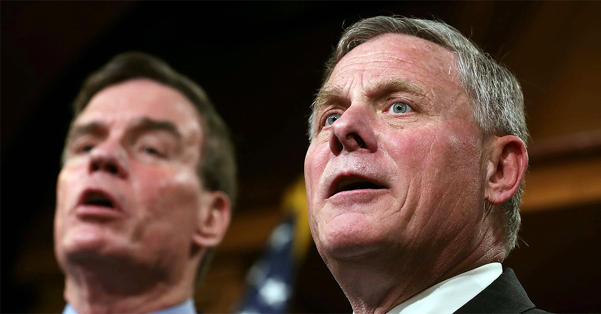 Protect Rice And Obama Deep State – Sen Burr, Intel Committee's Job In Hearings