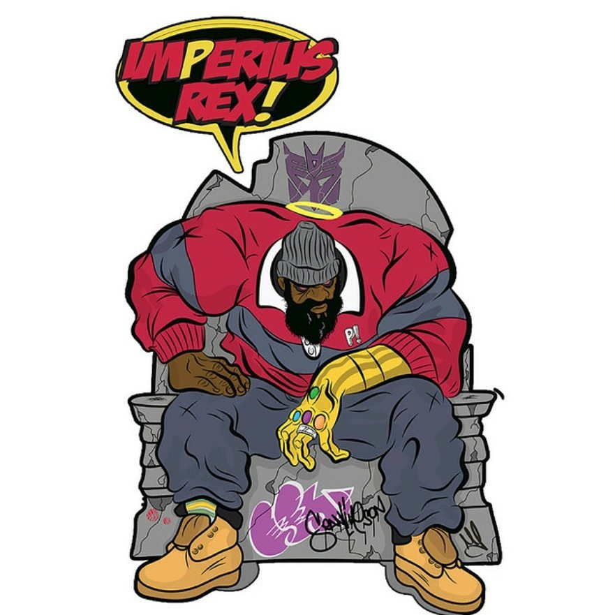 Aug 8th #SeanPrice #ImperiusRex #seanliveson #preorder now!! https://t.co/xyOeX50xDi