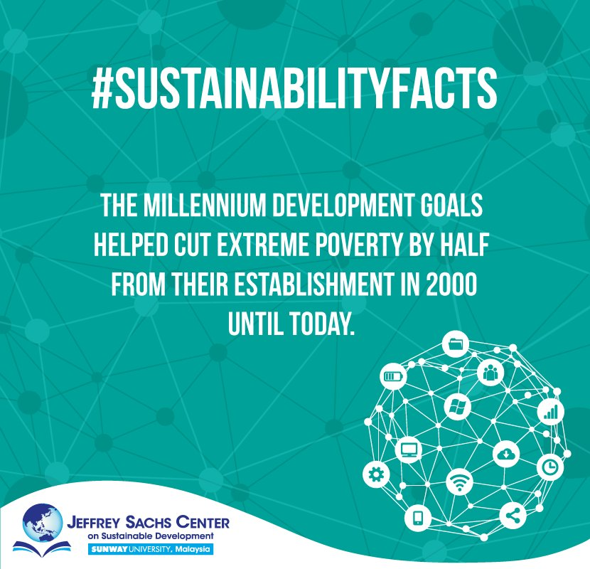 Jeffrey sachs center on twitter sustanabilityfacts the millenium jeffrey sachs center on twitter sustanabilityfacts the millenium development goals created in 2000 served as the blueprint for the sdg goals we now have malvernweather Images