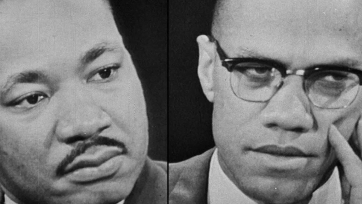malcolm x and martin luther king thesis Martin luther king jr vs malcolm x martin luther king jr and malcolm x both fought for the same goal, but had different ways of achieving this goal they both fought against civil rights and were leaders in the civil rights movement.