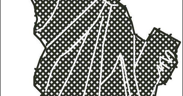 Схема вышивки крестиком черный кот