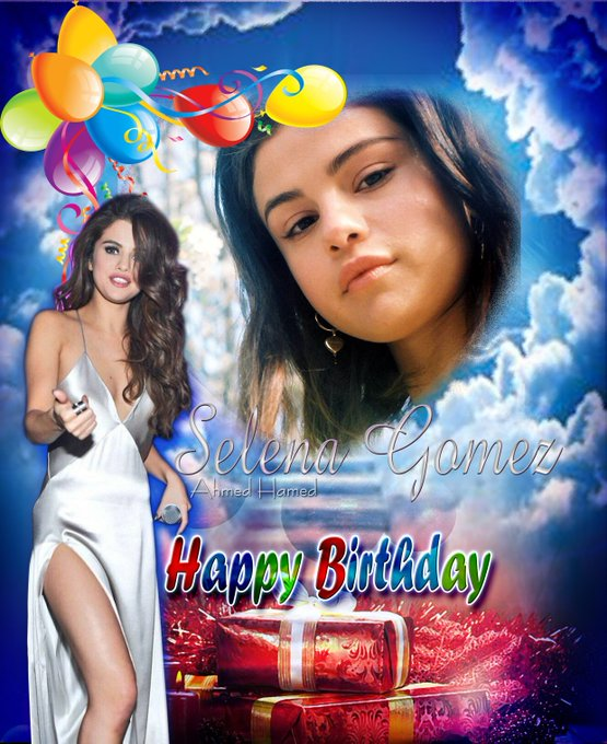Happy Birthday Selena Gomez Best wishes for more success and creativity