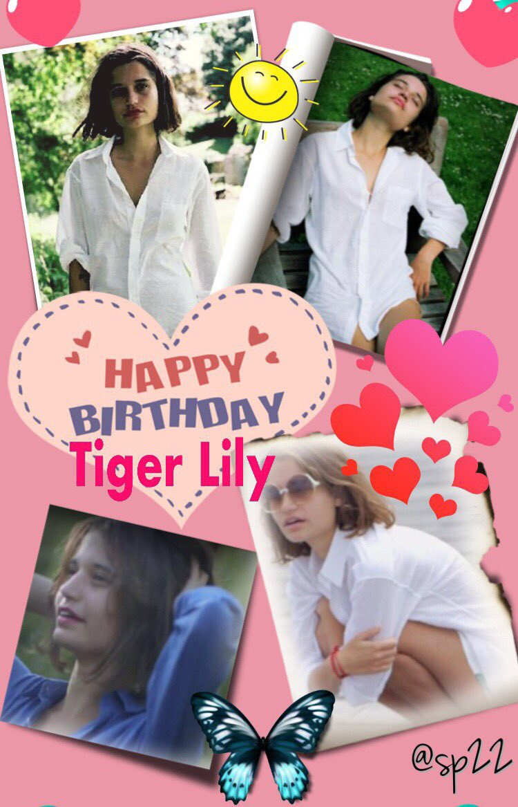 Twitter Tiger Lily Hutchence