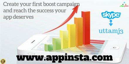 Create your first boost campaign and reach the #success your  #app deserves  #appinsta #android #ios #indie #Saturday #developers #iosdev<br>http://pic.twitter.com/5b8iheVtWA
