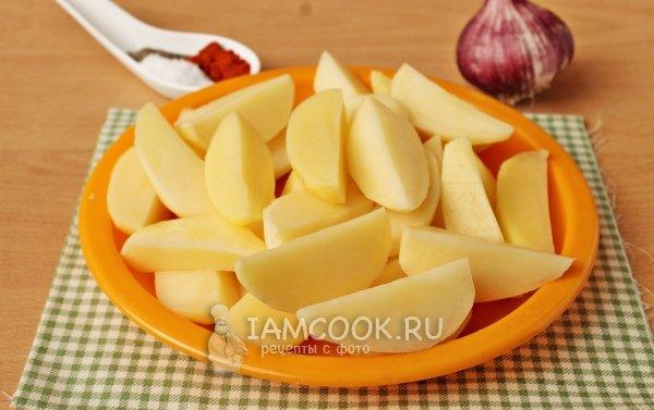 Рецепт картошка печенье