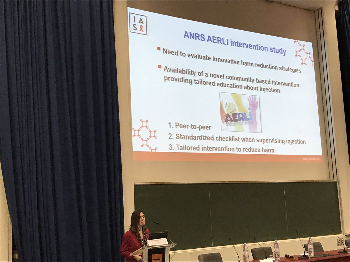 Patrizia Carrieri shows importance of community based research sharing results from #aerli work at 4th #IAS coinfection-meeting @MdM_France<br>http://pic.twitter.com/AIl664wOv0