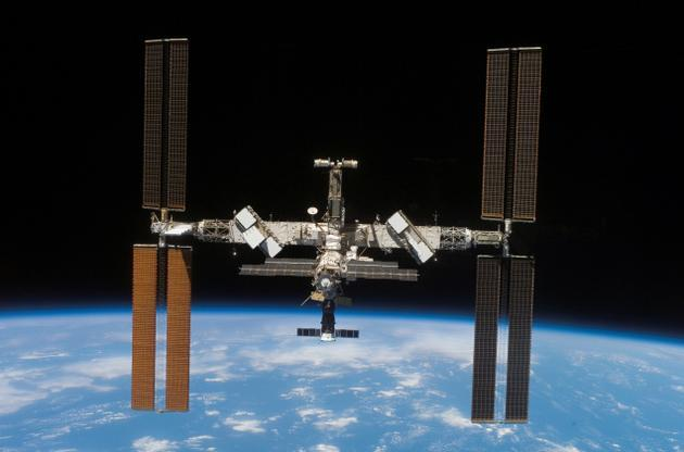 La Station Spatiale Internationale peut désormais être visitée avec #Google Street View https://t.co/ytDRwOyiDG