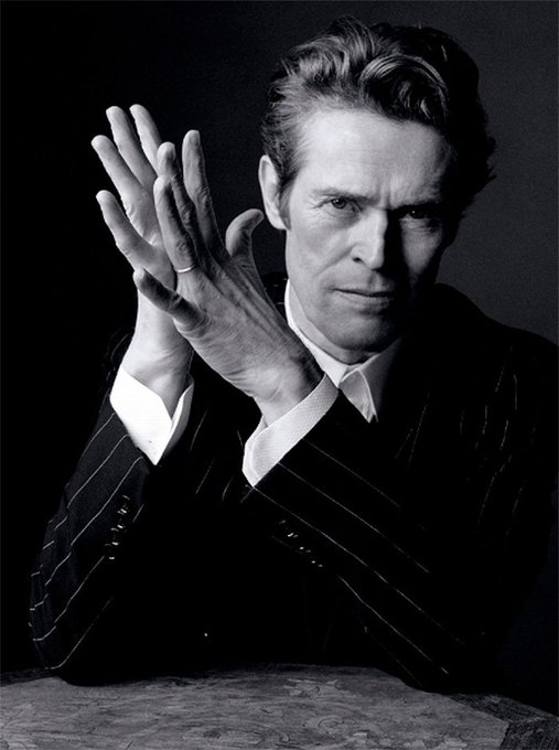 Happy birthday Willem Dafoe and Franka Potente