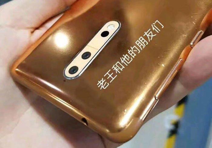Nokia 8 : les photos d'un prototype en fuite https://t.co/0KNsBJLhfY