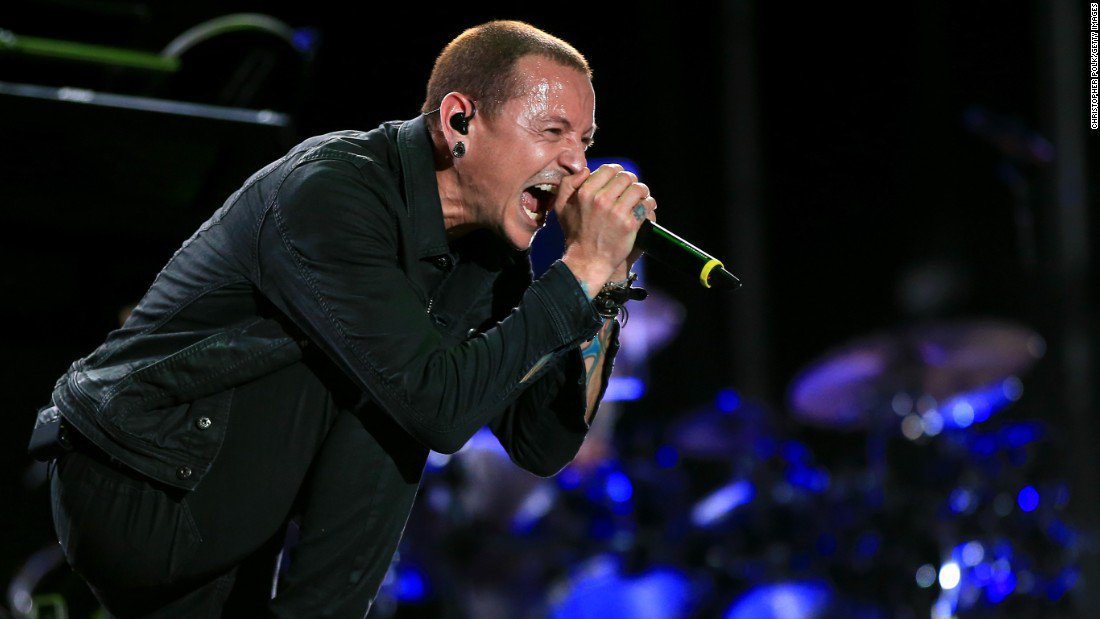 Linkin Park cancels tour after frontman Chester Bennington's death https://t.co/xusqtyDsZu