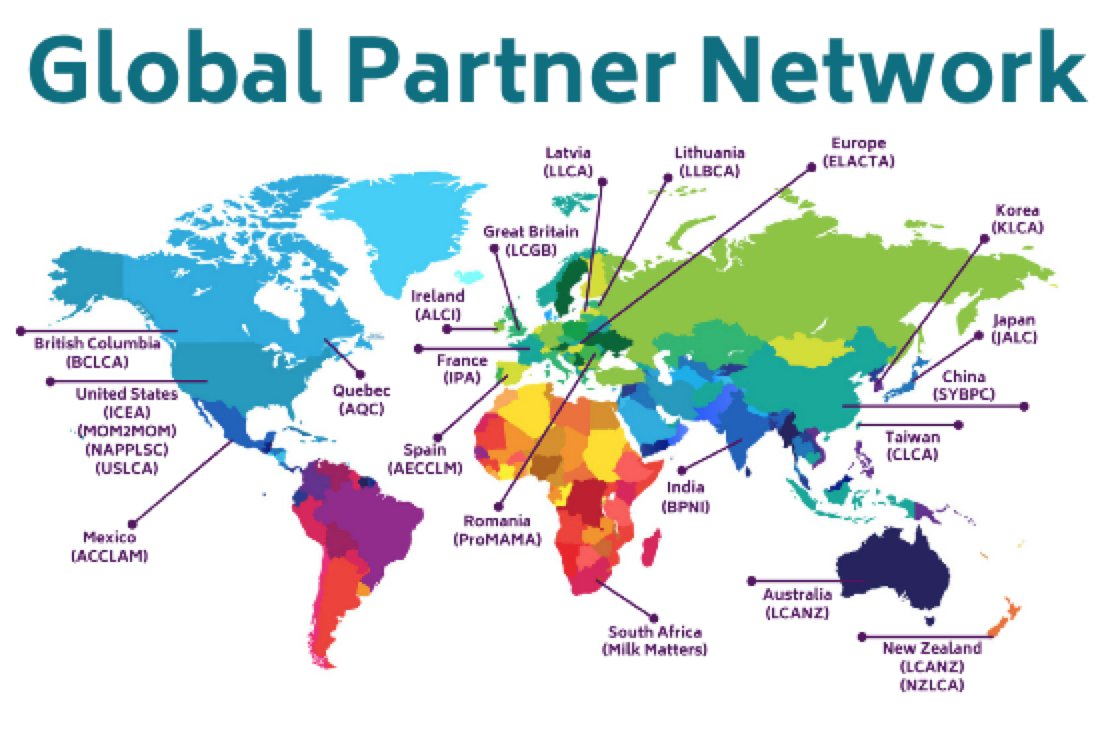 Griswold: ILCA's global partners program has welcomed 23 partners from 20 countries and regional areas. #ILCA17 https://t.co/hUjyCVChM1