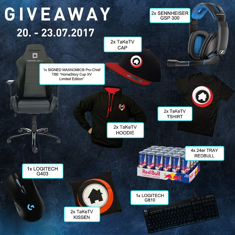 Make sure to participate in the awesome #HSC15 giveaway!  https://t.co/RaDi1GnxMv https://t.co/WoWLCtLMMC