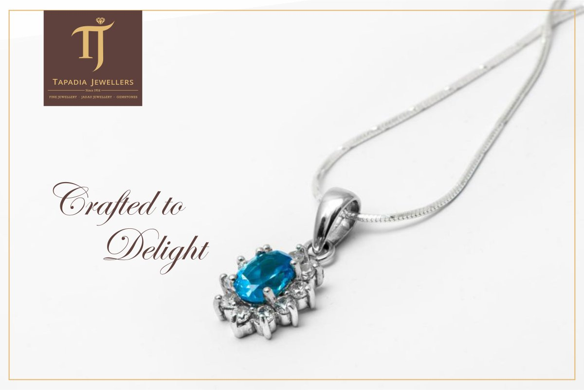 Tapadia Jewellers On Twitter Craftedtodelight Giver Her A Symbol