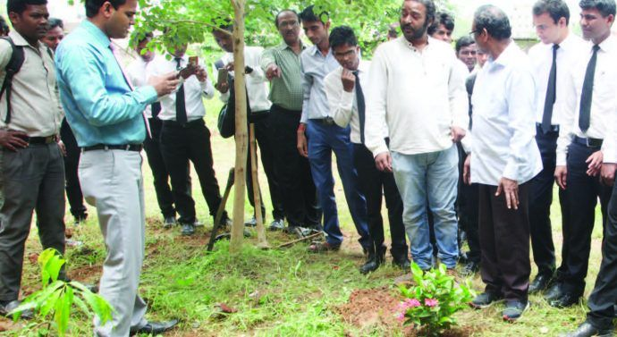 ISM Ranchi launches self-sustaining tree venture Avenue Mail https://t.co/O576XOYI30