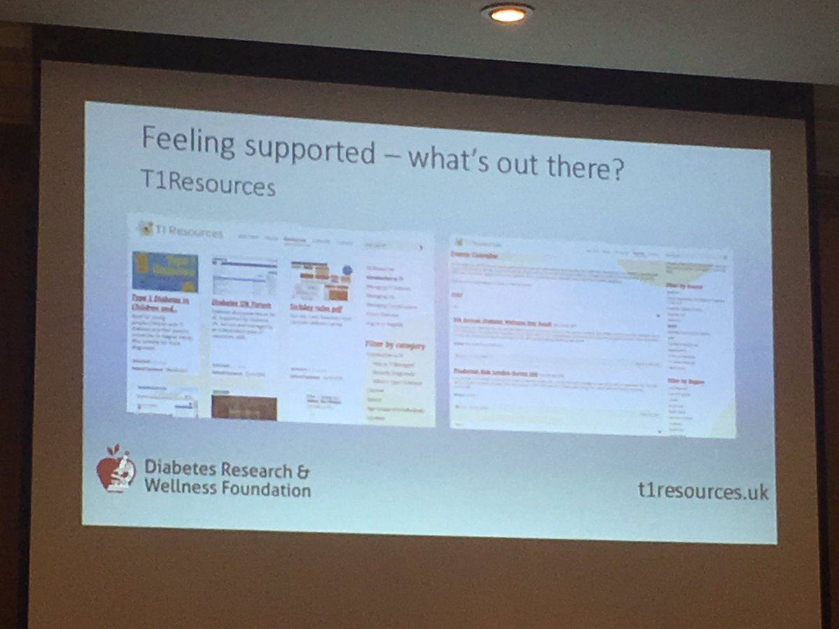 Feeling supported with #diabetes, what&#39;s out there? Online resources include #t1resources @t1resources #T1d #T2D #pwd @DRWFDiabetes<br>http://pic.twitter.com/jOa7MnulRM