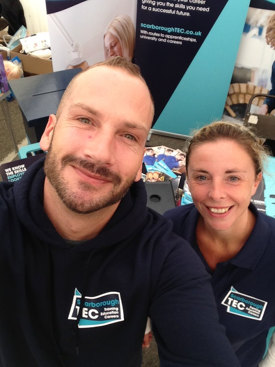 We&#39;re at #Seafest in Scarborough this weekend! Come and find out about Scarborough&#39;s only Outstanding college! #outstanding <br>http://pic.twitter.com/mUVYAPO3AG