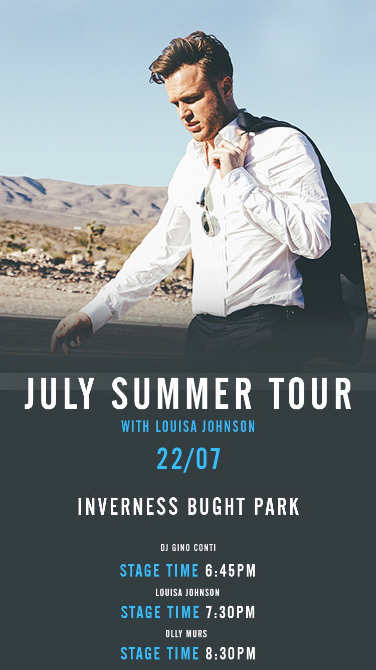 Last but not least INVERNESS!! I'm on my way and here are the stage times for tonight 😝 👇🏻👇🏻👇🏻👇🏻👇🏻👇🏻👇🏻👇🏻👇🏻👇🏻 https://t.co/kvlH4meRBC