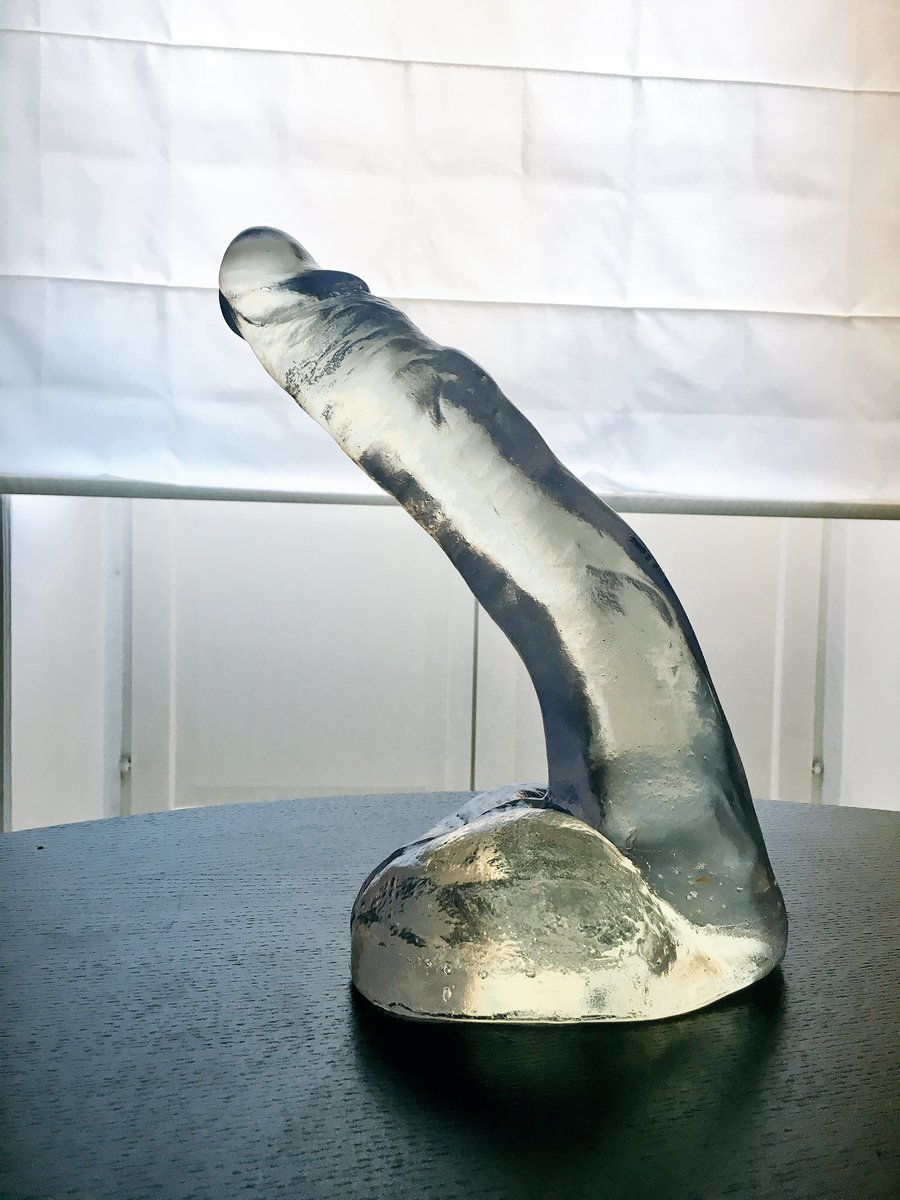 Understand huge clear dildo what fuctioning