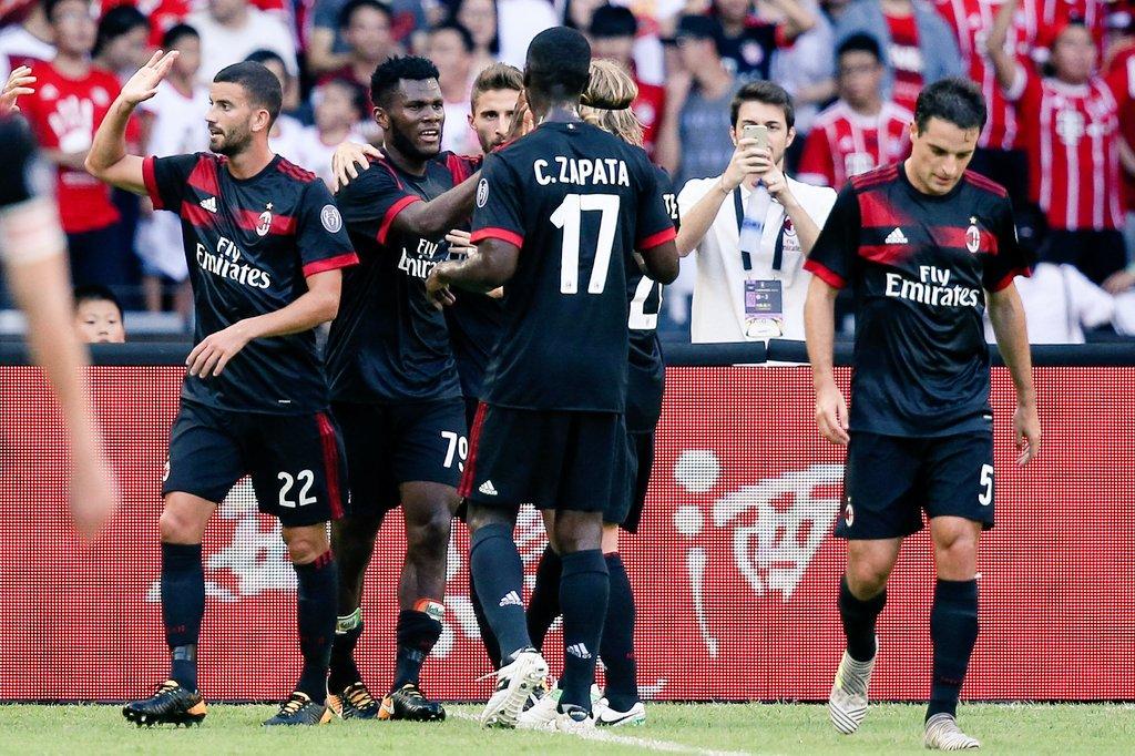 Milan spettacolo: 4-0 al Bayern Monaco di Ancelotti in Cina