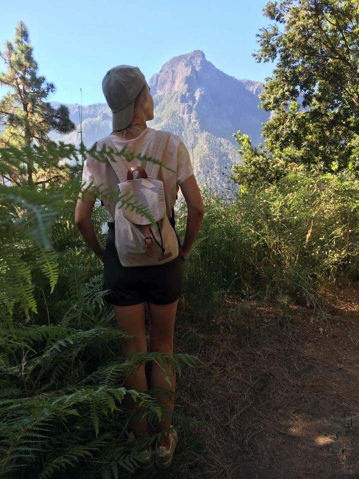 1af395d39 Ayer viví otra gran #experiencia en la isla, hacer #trekking al am ...