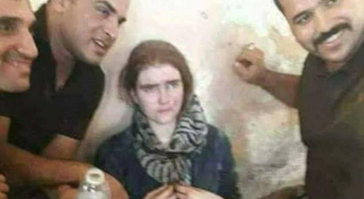 L'adolescente capturée à Mossoul parmi les combattants de Daech est bien Linda, une Allemande de 16 ans https://t.co/5iUdZTBP9c