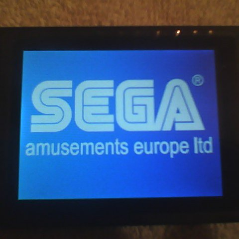 #retro item for today the #sega vision, sega&#39;s final domestic hardware,only given as prizes in 1 sega outlet worldwide, retail was cancelled<br>http://pic.twitter.com/fIRfTkLyuR