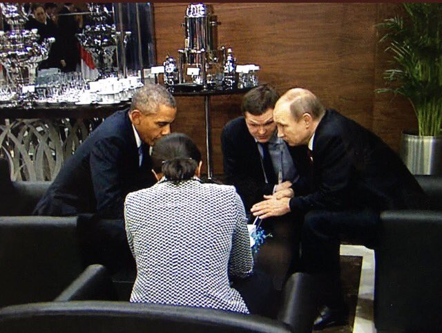 Remember When The Left Had A Meltdown &amp; Called For A #SpecialCounsel   To Investigate  This #Obama #Putin Secret Meeting  Neither Do I <br>http://pic.twitter.com/1BYchRxmgZ
