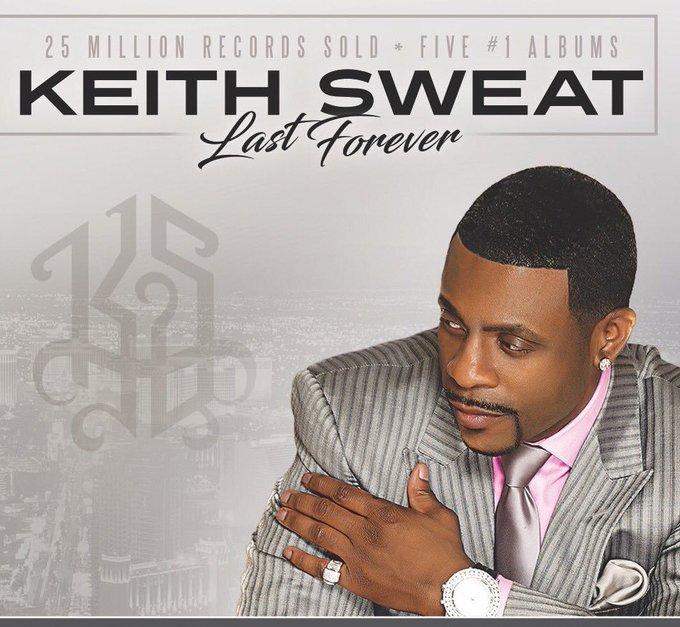 Happy Birthday  Keith Sweat  ( (born July 22, 1961)