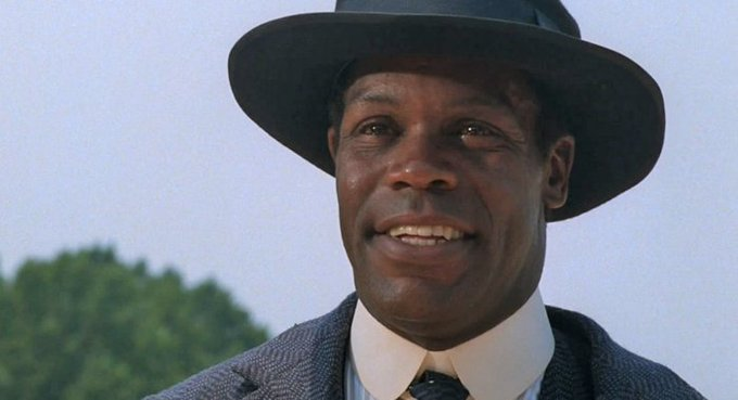 Happy birthday to a superb actor of the big and small screens, four-time Emmy nominee Danny Glover!