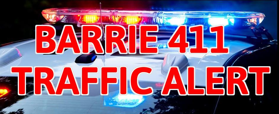 #COLLISION : Horseshoe Valley rd near Crosslands #Springwater 1 Veh is on Fire , Emergency Crews are en-route #Traffic<br>http://pic.twitter.com/az4bGw18Qb