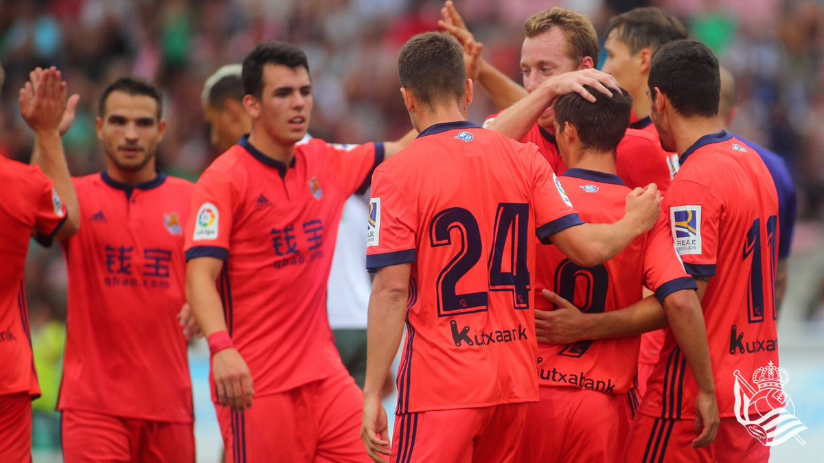 DFW-V5EXgAE9TN6 CRÓNICA: Real Sociedad 1 - 1 Saint Etienne - Comunio-Biwenger