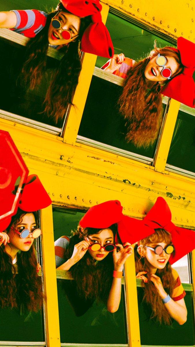 Thongngo00 On Twitter Red Velvet Dumb Dumb Phone Wallpaper