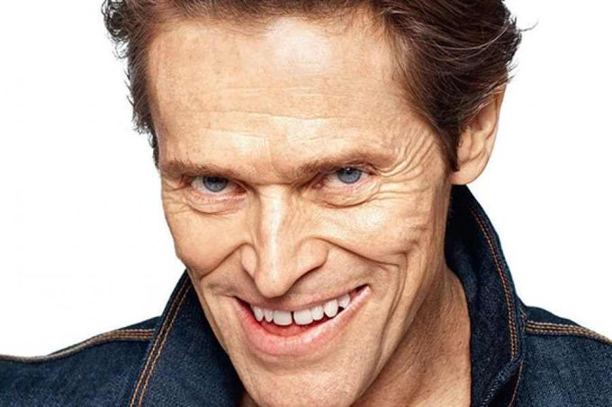 Happy Birthday to Willem Dafoe, 62 today! An exceptional actor & always makes me happy when he turns up on screen.