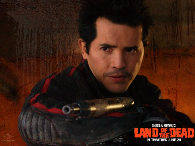 Happy Birthday to Land of the Dead Star, John Leguizamo Many Happy Returns to you sir!
