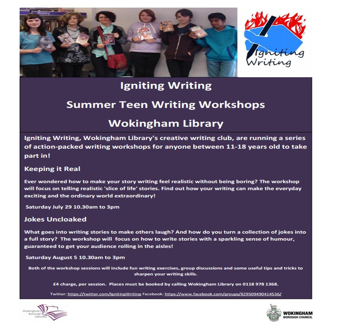 creative writing contests teens