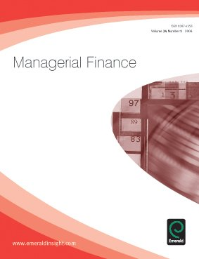 Managerial Finance in #Scopus first time with #CiteScore of 0.12  http:// bit.ly/2tbSB7g  &nbsp;  <br>http://pic.twitter.com/SfR0JolY7n